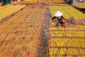 Gỡ khó cho mặt hàng hương nhang xuất khẩu sang Ấn Độ