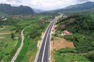 Clip: Cao tốc 12.000 tỷ vùng biên ải chuẩn bị thông xe kỹ thuật