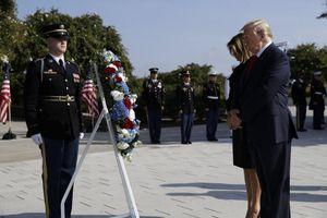 Tổng thống Trump nhớ lại những gì xảy ra với ông ngày 11/9