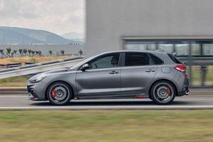 Xe hatchback thể thao Hyundai giới hạn 600 chiếc, công suất đáng nể