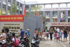 Phường Hạ Đình, quận Thanh Xuân, Hà Nội: Học sinh nghỉ học với nhiều lý do