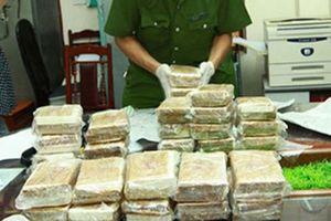 Những đường dây buôn bán ma túy do người nước ngoài cầm đầu bị triệt phá