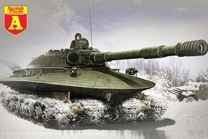 Nhìn lại siêu tăng chống chọi với vũ khí hạt nhân của Liên Xô
