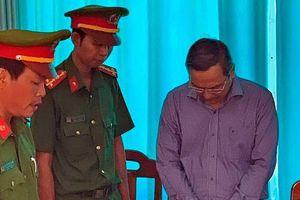 Phó chủ tịch, trưởng Phòng TN&MT TP Phan Thiết bị bắt