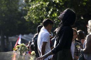 18 năm sau 11/9, người Mỹ thề 'không bao giờ quên' bi kịch khủng bố