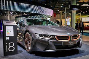 BMW ra phiên bản i8 cuối cùng, chuẩn bị khai tử
