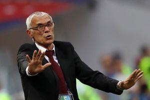 Thầy cũ Salah mất việc sau trận đấu tại vòng loại World Cup