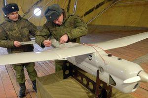 UAV của Nga có thể theo dõi mục tiêu qua tín hiệu di động