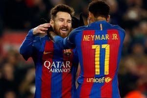Messi muốn Neymar về Barcelona như nào?