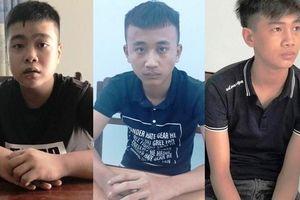 'Săn' người đồng tính cướp tài sản, nhóm cướp thiếu niên đụng phải công an