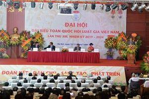 Hội Luật gia Việt Nam góp phần xây dựng và bảo vệ Tổ quốc