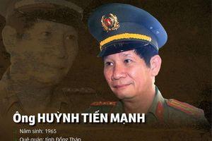 Tại sao GĐ công an tỉnh Đồng Nai bị cách chức?