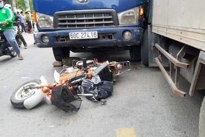 Tài xế xe tải gào thét 'mất thắng' và cảnh tượng hãi hùng trên phố Sài Gòn