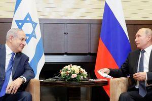 Tổng thống Putin ca ngợi hợp tác quân sự, an ninh giữa Nga và Israel