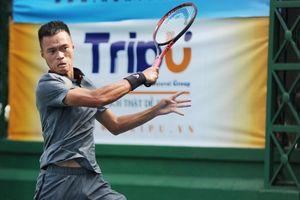 Giải quần vợt VTF Masters 500 Hải Phòng đến hồi gay cấn