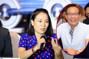 Nhà báo Tạ Bích Loan: Tôi may mắn được làm việc với sếp Lại Văn Sâm