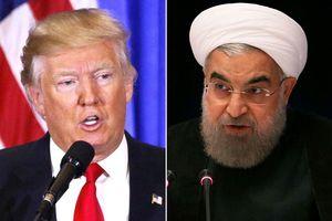 Tổng thống Trump nói lãnh đạo Iran 'muốn gặp gỡ'