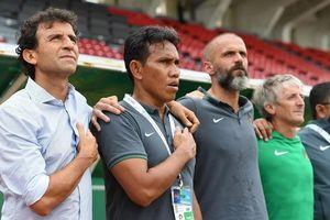 Vòng loại World Cup 2022: Indonesia tìm người thay thế HLV McMenemy