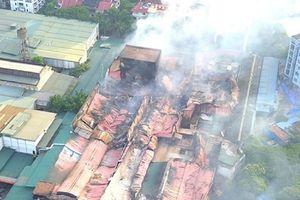Vụ cháy Rạng Đông: Cái giá của sự chậm trễ di dời nhà máy