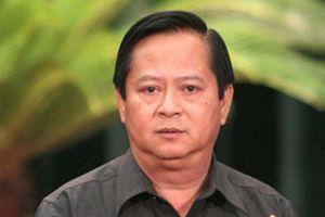 Nguyên Phó Chủ tịch TPHCM Nguyễn Hữu Tín bị truy tố khung từ 10-20 năm tù