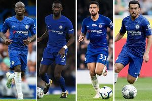 Chelsea khủng hoảng nhân sự trước cuộc đấu với Wolves