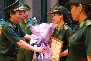 Bế mạc Liên hoan Tuyên truyền viên giỏi trong phụ nữ Bộ đội Biên phòng