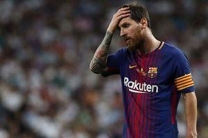 Messi thông báo hung tin trước trận Barcelona - Valencia