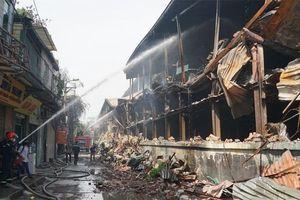 Bất ngờ với những thông tin 'lộ sáng' tại Rạng Đông sau vụ cháy