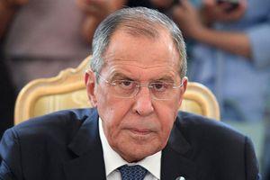 Ngoại trưởng Nga Lavrov tiết lộ việc cần phải làm ở Syria ngay lúc này