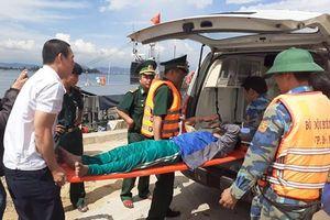 Đà Nẵng: Thuyền trưởng tử vong trên biển, nghi do ngộ độc cá nóc