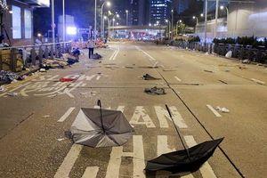 Nhiều doanh nghiệp muốn rời Hồng Kông sang Singapore vì biểu tình dai dẳng