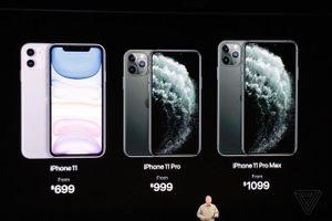 iPhone 11 Pro có điểm số hiệu năng khủng trên Geekbench