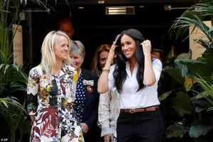 Meghan Markle chính thức tái xuất, ra mắt BST thời trang mới sau thời gian làm dâu hoàng gia
