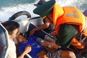 Sức khỏe 3 thuyền viên bị ngộ độc đã ổn định