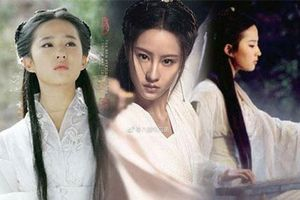 Đóng Tiểu Long Nữ chưa xong, Mao Hiểu Tuệ lại 'cosplay' vai khác Lưu Diệc Phi khiến người xem không ngỏi ngỡ ngàng!