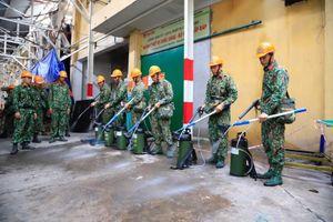 Xử lý hậu vụ cháy tại Công ty Rạng Đông: 'Hiệp đồng tác chiến' bảo đảm môi sinh