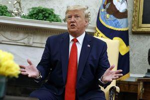 Ông Trump không loại trừ thỏa thuận sơ bộ với Trung Quốc