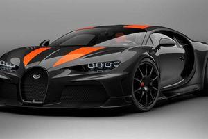 Bugatti Chiron Super Sport 300+ có thể đạt tốc độ gần 500 km/giờ