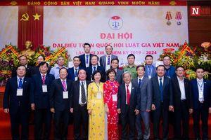 Hội Luật gia Việt Nam tổ chức thành công Đại hội lần thứ XIII