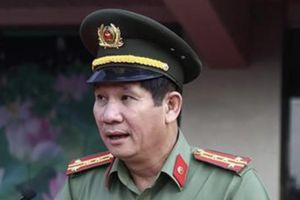 Công bố cách chức Giám đốc công an tỉnh Đồng Nai Huỳnh Tiến Mạnh
