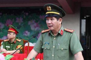 Ông Huỳnh Tiến Mạnh bị cách chức Giám đốc Công an tỉnh Đồng Nai