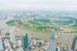 Động thái mới tại dự án 900 triệu USD của Lotte ở Thủ Thiêm