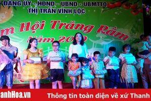 Đêm hội trăng Rằm cho trẻ em thị trấn Vĩnh Lộc