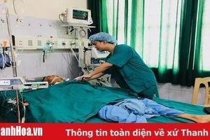 Cứu sống bệnh nhân bị đâm thủng thành tâm thất
