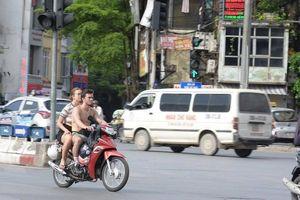 Người nước ngoài gây TNGT ở Việt Nam gần 90% là nam giới