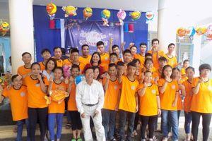 Hội Chữ thập đỏ Việt Nam vui Trung thu cùng trẻ em mồ côi, khuyết tật Đà Nẵng