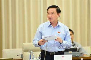 Ủy ban Thường vụ Quốc hội cho ý kiến về dự án Luật sửa đổi, bổ sung một số điều của Luật Ban hành văn bản quy phạm pháp Luật