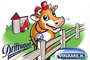 Vinamilk toan tính gì khi tăng gấp đôi vốn đầu tư tại Driftwood Dairy lên 20 triệu USD?