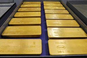 Giá vàng trong nước tăng mạnh lên 42 triệu đồng/lượng