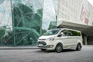 Ford giới thiệu MPV Tourneo hoàn toàn mới, rẻ hơn Sedona cả trăm triệu